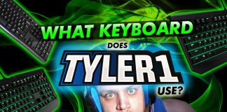 What Keyboard Does Tyler1 Use