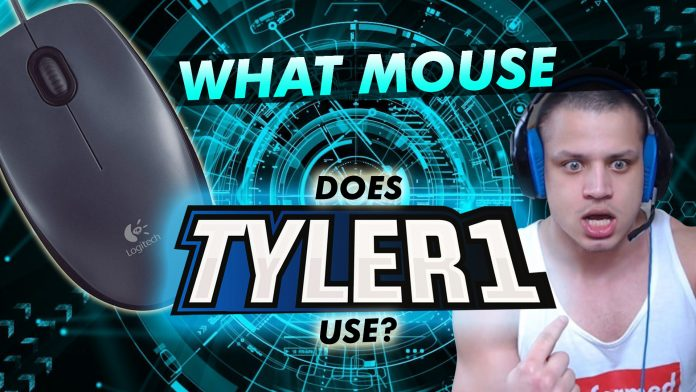 What Mouse Does Tyler1 Use