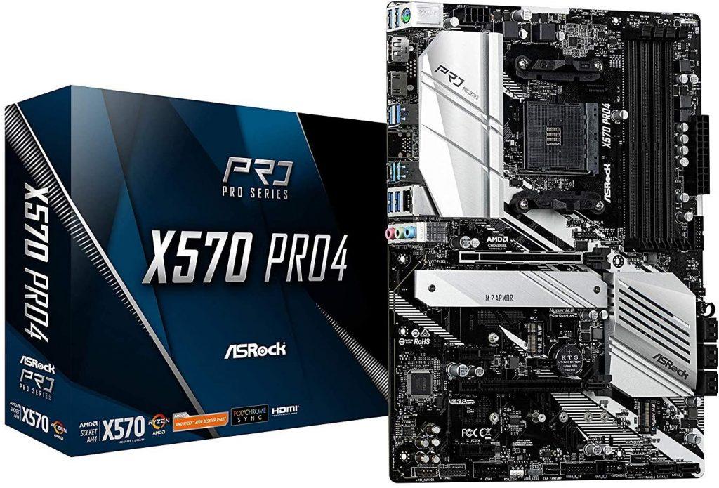 Asrock X570 Pro 4
