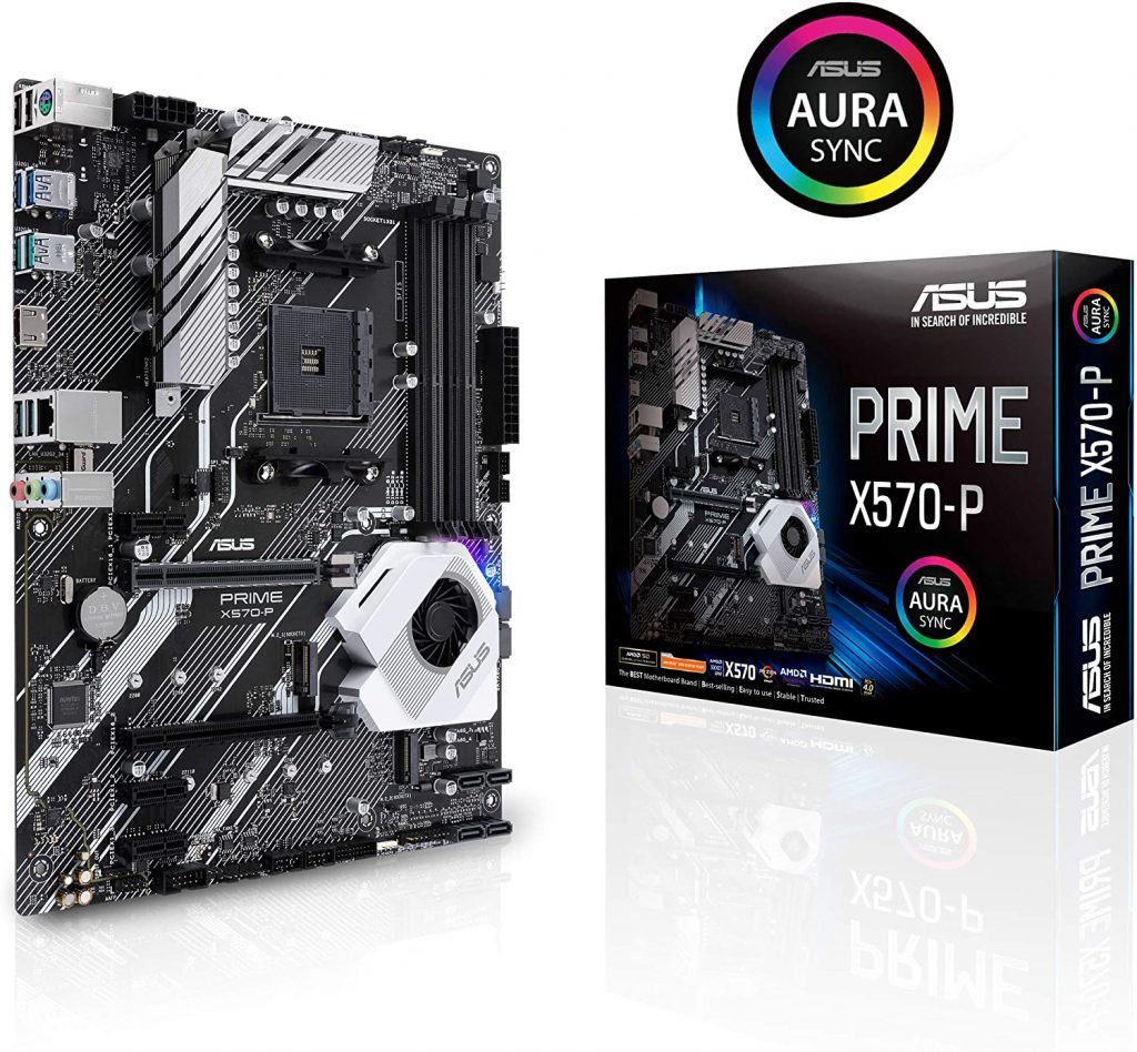 Asus Prime X570 P
