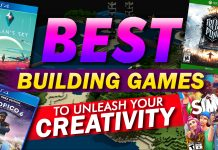 Best Building Games To Unleash Your Creativity