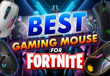 Best Gaming Mouse For Fortnite