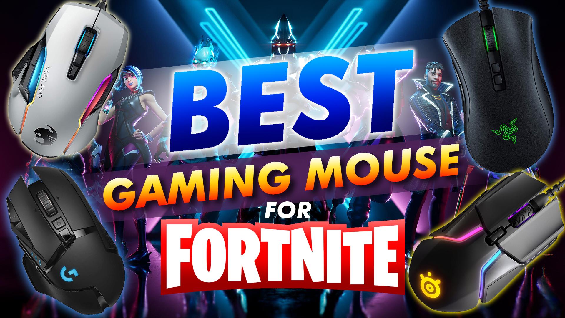 Fortnite Ps4 No Cursor Best Gaming Mouse For Fortnite Players Updated June 2021 Hayk Saakian