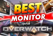 Best Monitor For Overwatch