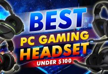 Best Pc Gaming Headsets Under $100 For 2020