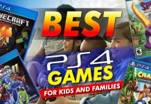 Best Ps4 Games For Kids And Families