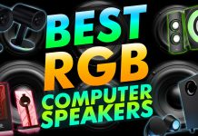 Best Rgb Computer Speakers