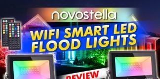 Novastella Wifi Smart Led Flood Lights