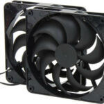 Rosewill 2 Pack Computer Case Fan 140 Mm