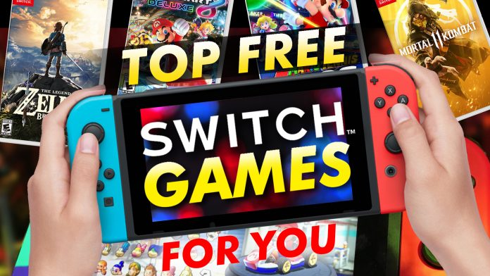 Top 18 Free Switch Game Codes For You