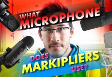 What Microphone Does Markiplier Use