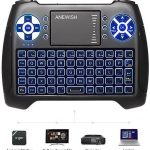 Anewish Mini Wireless Keyboard