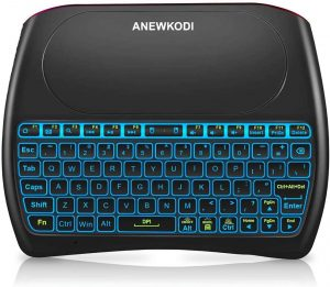 Anewkodi Mini Wireless Keyboard