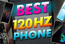 Best 120hz Phone