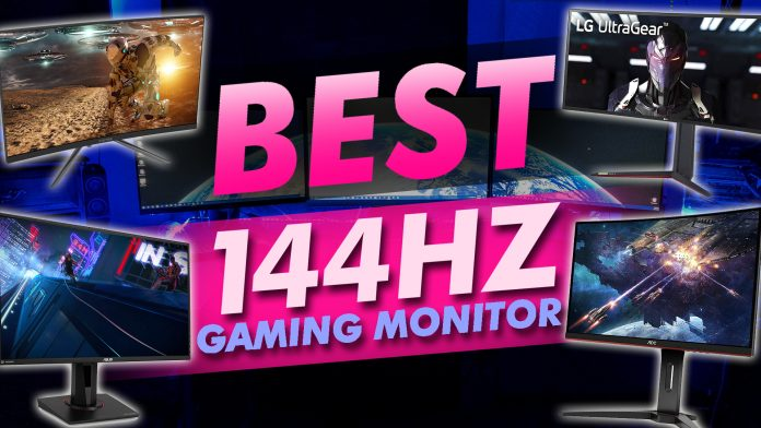 Best 144hz Gaming Monitor