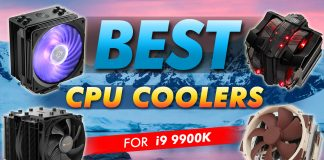 Best Cpu Coolers For I9 9900k