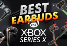 Best Earbuds For Xbox Series X