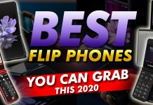 Best Flip Phones You Can Grab This 2020