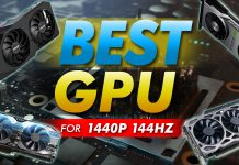Best Gpu For 1440p 144hz