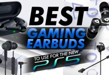 Best Gaming Earbuds To Use With The New Playstation 5