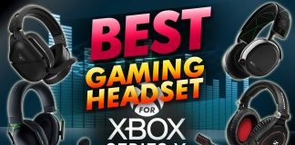 Best Gaming Headset For Xbox Series X
