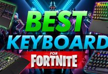 Best Keyboard For Fortnite