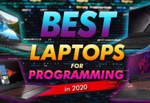 Best Laptops For Programming In 2020