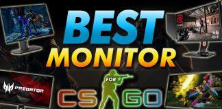 Best Monitor For Csgo