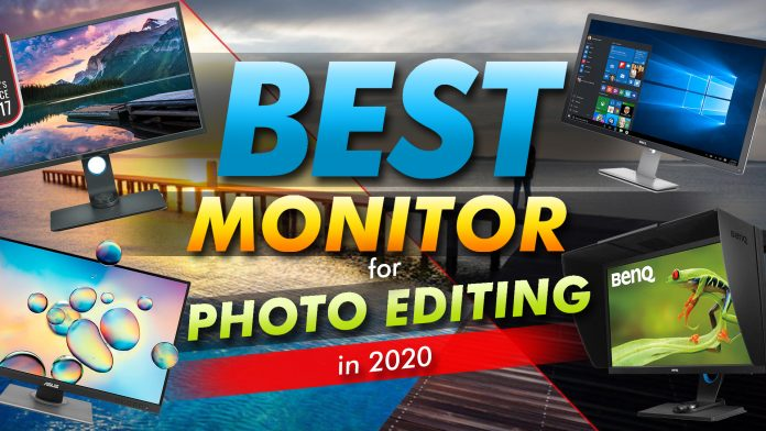 Best Monitor For Photo Editing In 2020