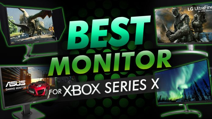 Best Monitor For Xbox Series X