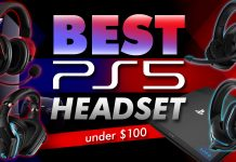 Best Ps5 Headset Under $100