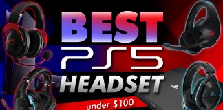 Best Ps5 Headset Under $100