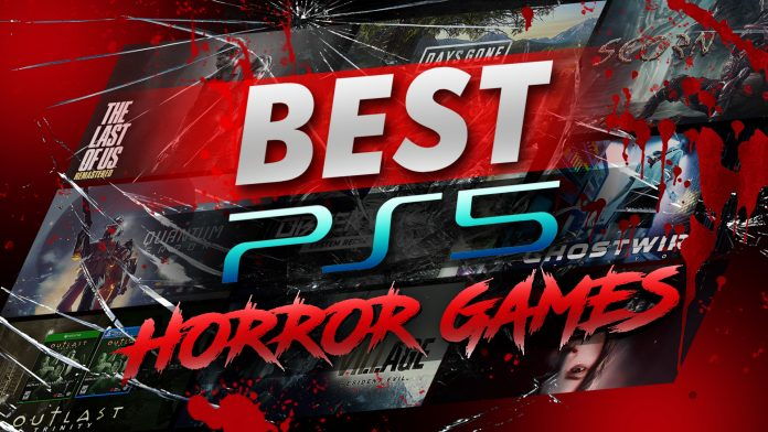 Best Ps5 Horror Games