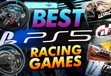 Best Ps5 Racing Games