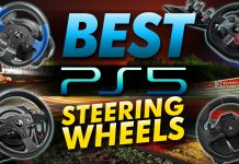 Best Ps5 Steering Wheels