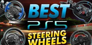Best Ps5 Steering Wheels
