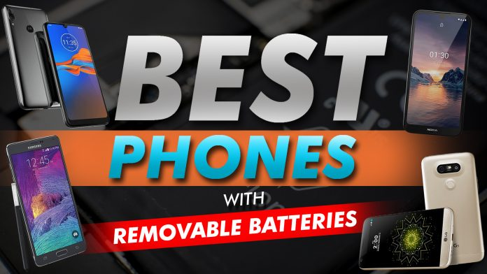 Best Phones With Removable Batteries