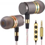 Betron Ysm1000 Earphones With Microphone And Volume Control