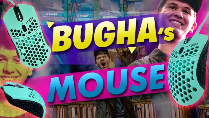 Bugha's Mouse