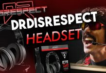 Dr Disrespect Headset
