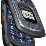 Kyocera Duraxe Rugged Flip Phone