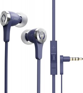 Muveacoustics Drive Wired In Ear Earbud Headphones