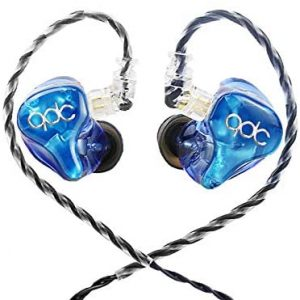 Qdc Neptune Full Frequency Dynamic Unit Earbuds