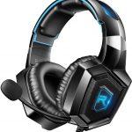 Runmus K8 Stereo Gaming Headset