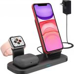 Simpjoy 3 In 1 Wireless Charger Wireless Charging Stand