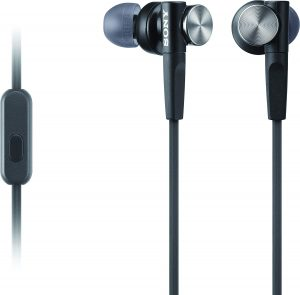 Sony Mdrxb50ap Extra Bass Earbud Headphones Headset