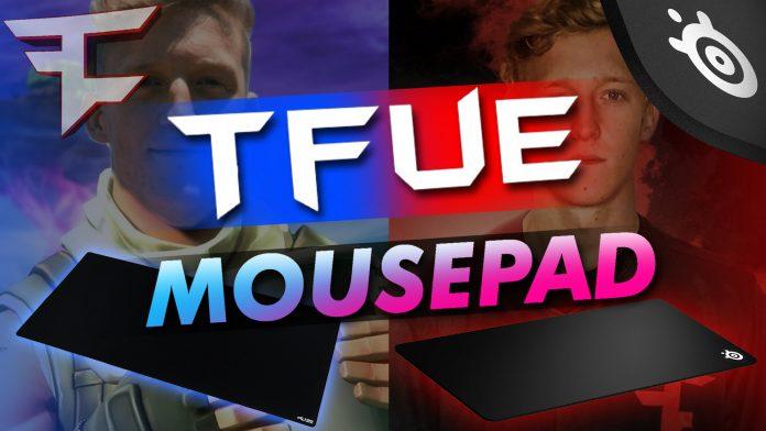 Tfue Mousepad