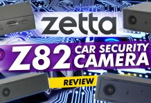 Zetta Z82 Car Security Camera Review