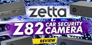 Zetta Z82 Car Security Camera Review