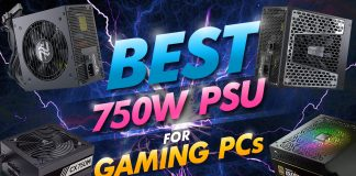 Best 750w Psu For Gaming Pcs